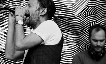 Stream an unreleased Atoms For Peace track, 'Magic Beanz'