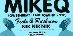 DJ MikeQ returns to House of Trax in London this Friday