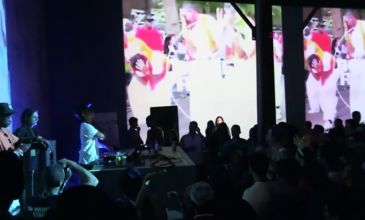 Watch Lunice&#8217;s SXSW Boiler Room set, featuring Deniro Farrar, Mykki Blanco, and Flatbush Zombies