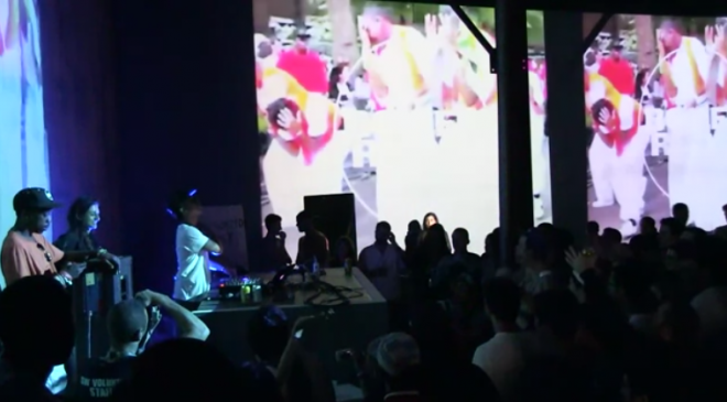 Watch Lunice's SXSW Boiler Room set, featuring Deniro Farrar, Mykki Blanco, and Flatbush Zombies