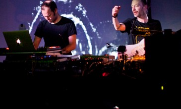 Watch Nigel Godrich and Thom Yorke live at Le Poisson Rouge