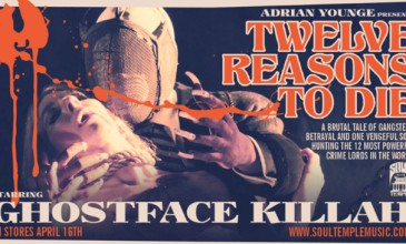 Stream Ghostface Killah &#038; Adrian Younge&#8217;s <em>Twelve Reasons To Die</em> in full