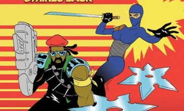 Download Major Lazer&#8217;s fourth <em>Lazer Strikes Back</em> EP