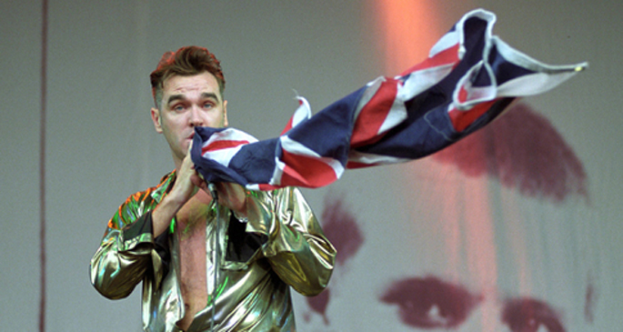 Image result for morrissey flag