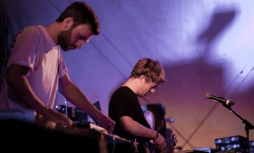 Listen to Mount Kimbie live in session on BBC Radio 1