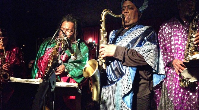 Sun Ra Arkestra to play ambitious five-day residency at London's Cafe Oto