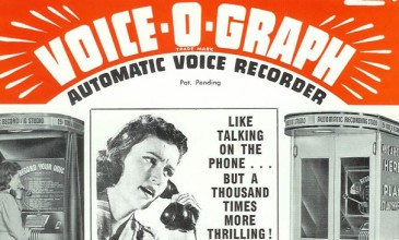 Cut your own single with Jack White's refurbished Voice-O-Graph booth