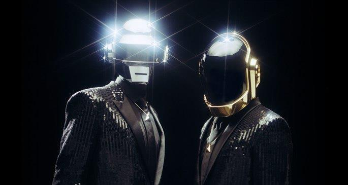 Stream an early version of 'Contact', the DJ Falcon-featuring closer from Daft Punk's <i>Random Access Memories</I>