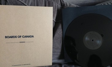 The Boards Of Canada Record Store Day 12″ is back on sale
