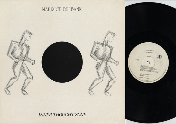 Felt's Maurice Deebank to reissue 1984 LP <em>Inner Thought Zone</em>
