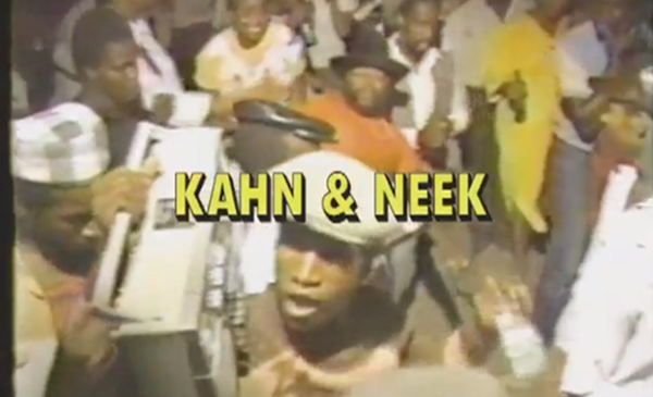 Bristol grime acolytes Kahn & Neek announce 'Chevy'/'Thief In The Law' 12″