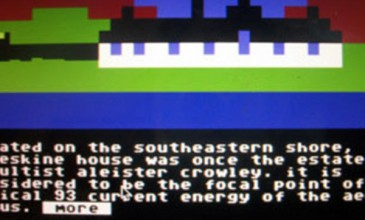 Legowelt gives away his score for Commodore 64 game <em>Loch Ness</em>