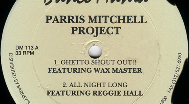 Parris Mitchell to kick off Dance Mania relaunch with <em>Project</em> 12&#8243; reissue