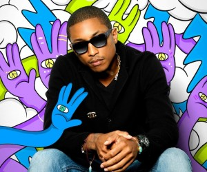 Listen to Pharrell's impossibly cheery 'Happy'