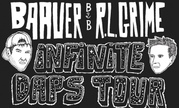 Baauer, RL Grime, Ryan Hemsworth, and Jim E-Stack announce Infinite Daps tour