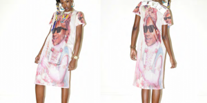 Based couture: gape at this fashion student's Lil B-inspired clothes line