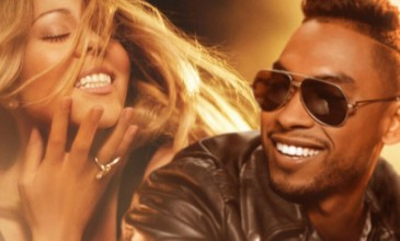 Miguel meets Mariah Carey on lilting new single 'Beautiful'