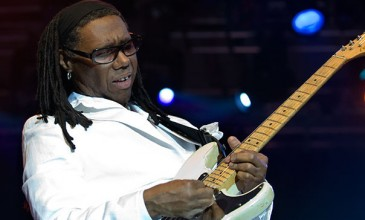 Nile Rodgers working with David Guetta, Disclosure, Avicii, Chase & Status and more