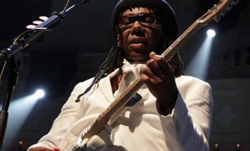 Nile Rodgers and Chic to perform at London's The Forum with house legends Derrick Carter, DJ Pierre and more