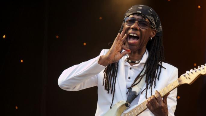 Nile Rodgers plans Chic rarities collection; turned down Miles Davis