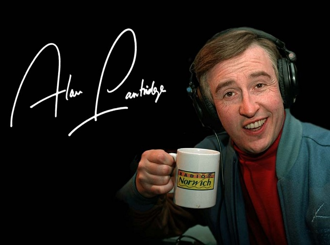 Watch Alan Partridge Rock Out To Daft Punk S Get Lucky