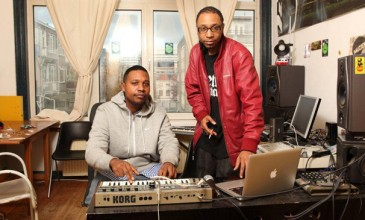 DJ Rashad and DJ Spinn take on Rocko's ubiquitous 'UOENO'