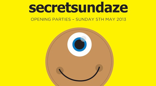Win a night in a designer hotel, vinyl and tickets to this weekend's secretsundaze opening party