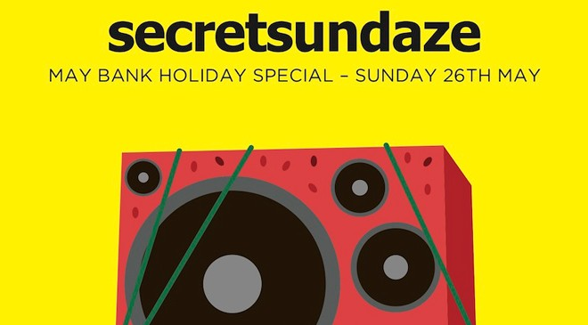 secretsundaze celebrates the May bank holiday with Nick Höppner and KiNK