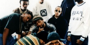 Watch footage of a 1993 Wu-Tang Clan concert in The Bronx