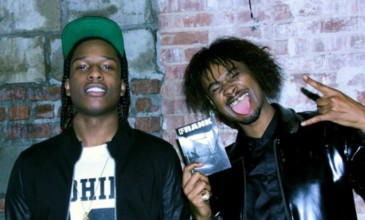 Hear A$AP Rocky on the finished version of Danny Brown's amped-up 'Kush Coma'