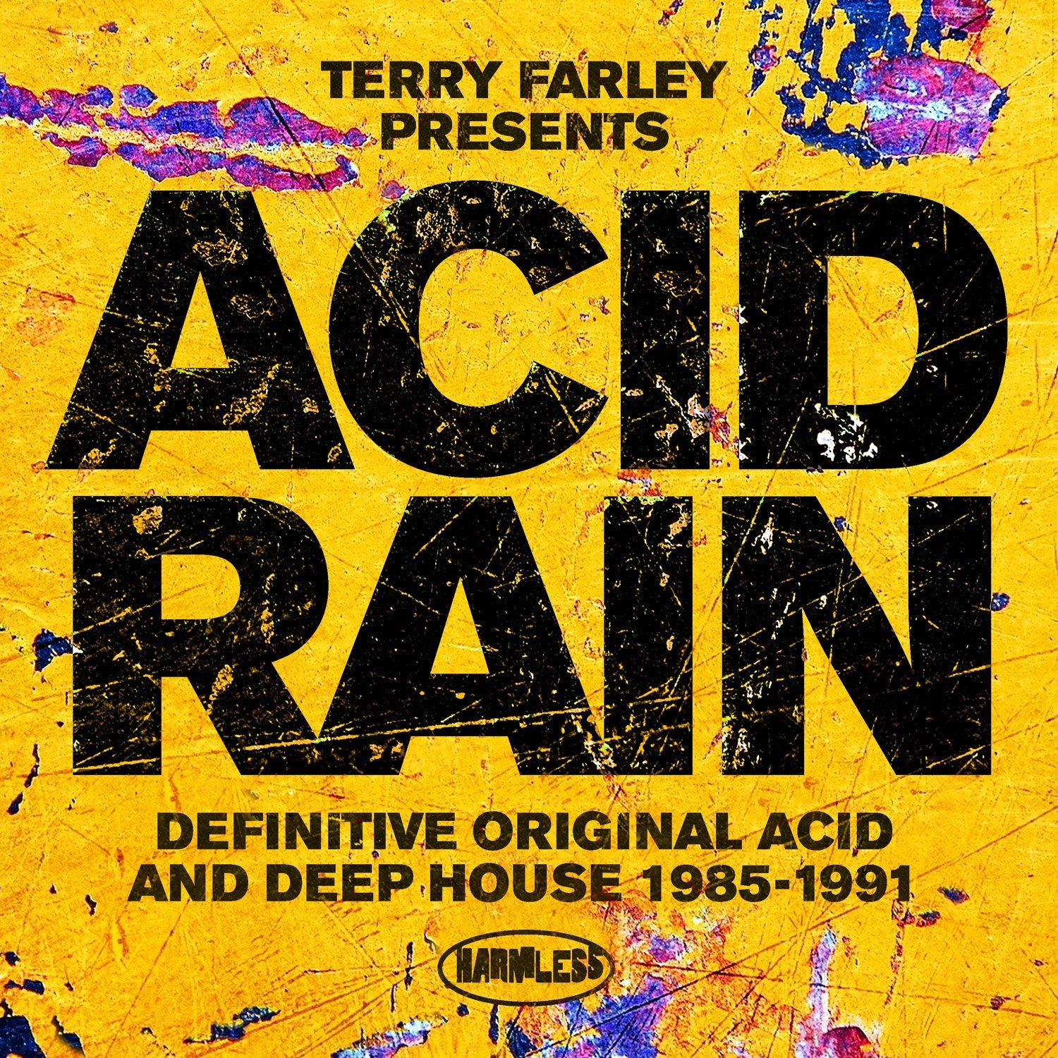 Terry farley to survey history of acid and deep house on for Acid house history