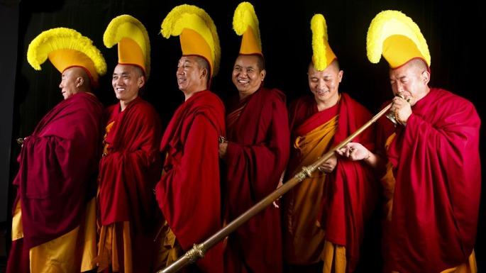 Dalai Lama S Tibetan Monks To Perform At Glastonbury