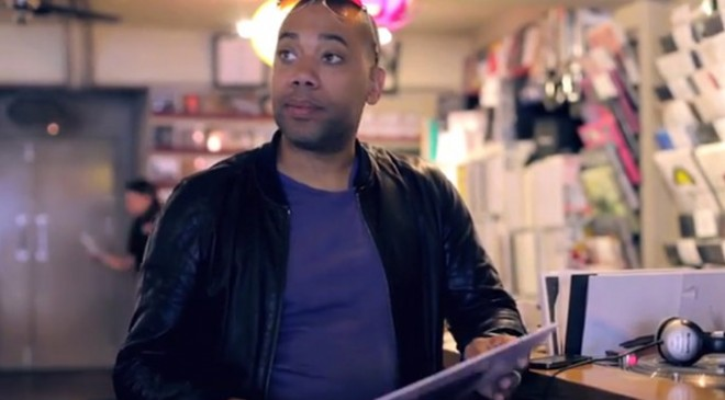 Record Shopping with…Carl Craig