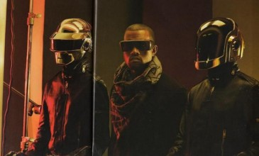 Daft Punk unmasked, revealed to be composers of Kanye West track 'Black Skinhead'