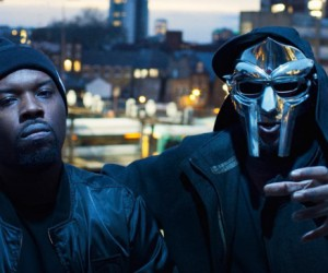 Watch the quirky video for JJ DOOM's 'Bookhead'