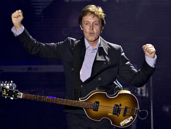 Paul McCartney to perform on hour-long episode of <em>The Colbert Report</em>