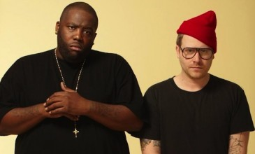Special edition rap comics: Killer Mike and El-P are Run The Jewels