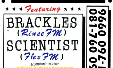 Special Request brings Brackles and Scientist to London's The Waiting Room