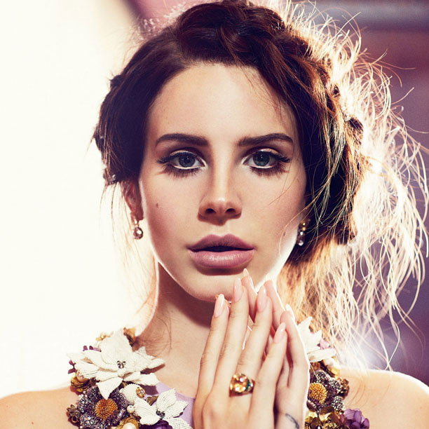 Lana Del Reys Leaked Cell Phone Pictures