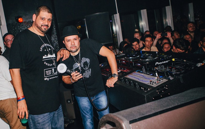 House legends Masters of Work share epic, 4-hour live set
