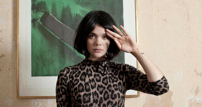Bat For Lashes And Jon Hopkins Team Up On New Track