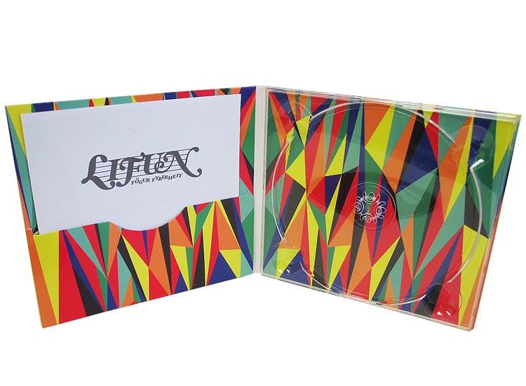 cd case booklets - Roho.4senses.co