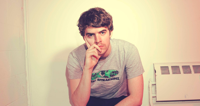 Ryan Hemsworth announces <em>Guilt Trips</em> LP; stream 'Against the Wall' now