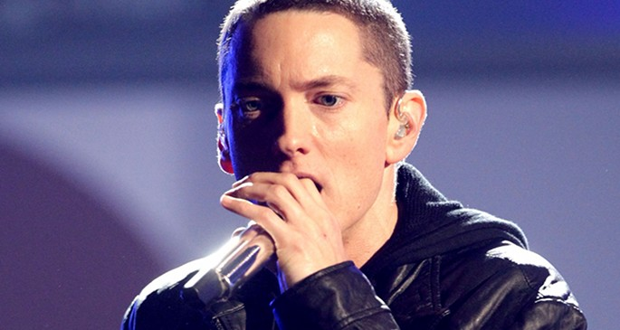 """Who decided that a rap-rock comeback was OK?"" Initial thoughts on Eminem's bizarre <em>Marshall Mathers LP 2</em> leak tracklist new album"