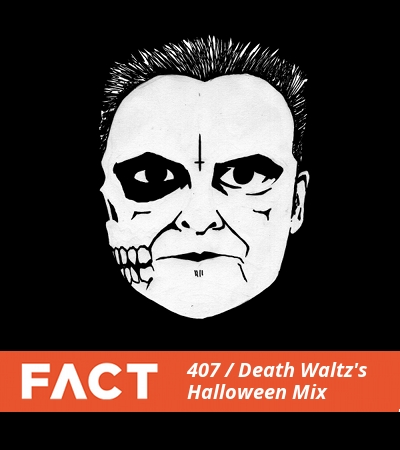 FACT mix 407: Death Waltz's Halloween Mix