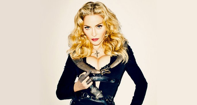 Madonna opens up about religion, being raped at knifepoint and adoption in piece for <I>Harper's Bazaar</i>