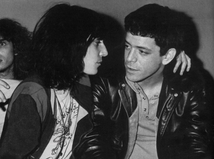 Patti Smith And David Byrne Pay Tribute To Lou Reed Quot A
