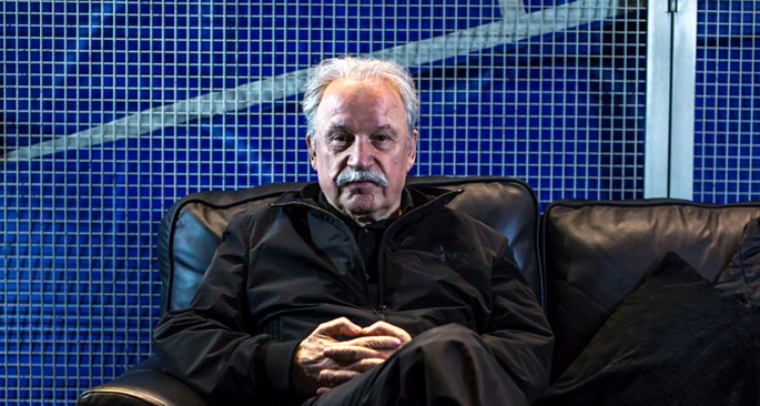 Giorgio Moroder - FACT interview -  New album Blondie David Guetta