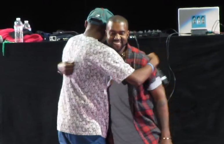 """TYLER, THE CREATOR Y SUS """"DIOSES"""" KANYE WEST Y PHARRELL WILLIAMS"""