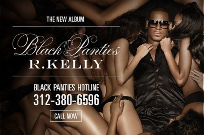 Especial. You black panties r kelly pity, that
